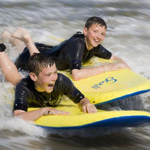 Broadstairs Destination Footer Images 01 Boys on BodyBoards