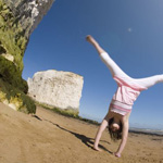 Broadstairs Destination Footer Images 01 Girld Doing Handstand