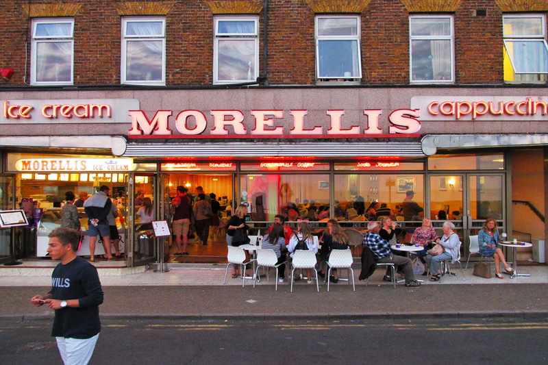 Broadstairs Destination Photos 01 Morellis Ice Cream