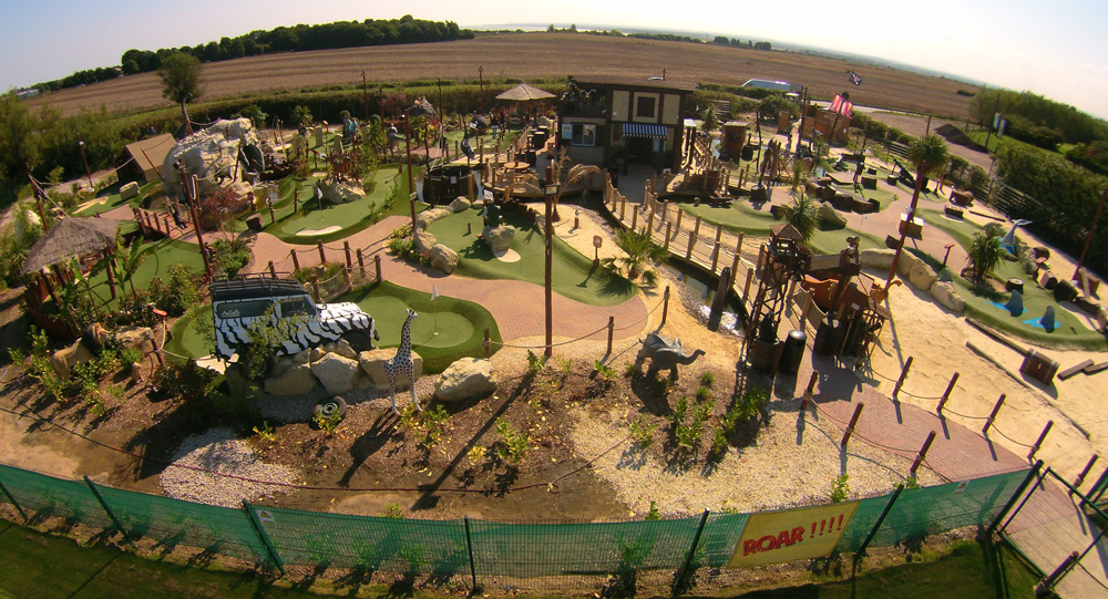 Rascal Bay Adventure Golf manston_course