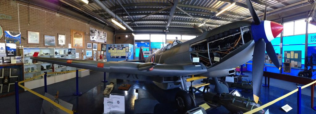 Spitfire and Hurricane Memorial Museum
