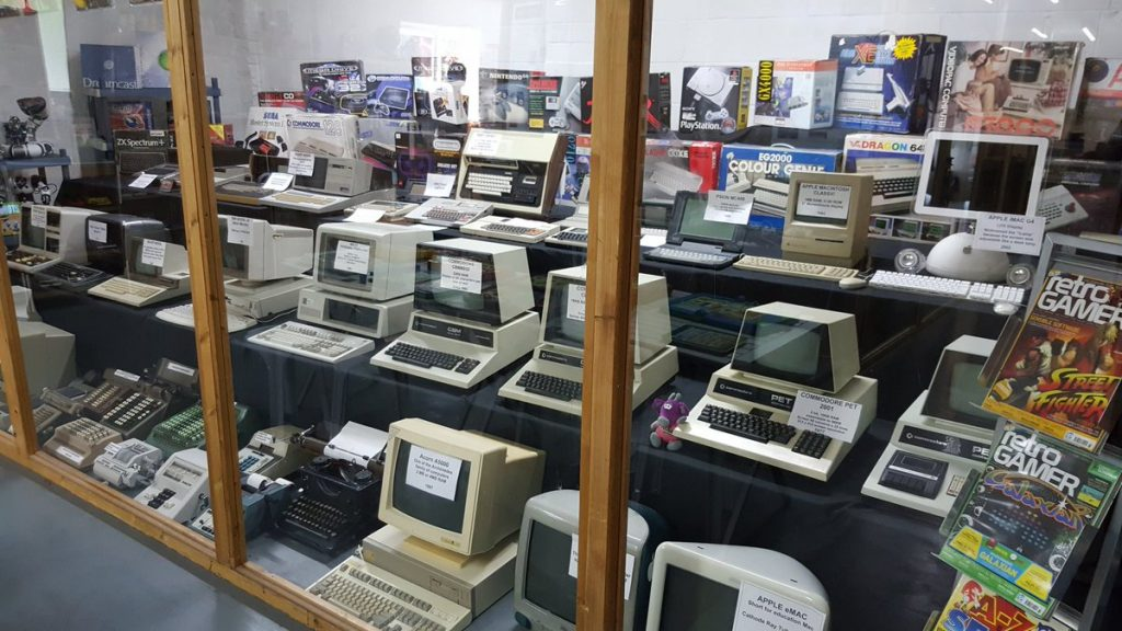 The Micro Museum Computers 2