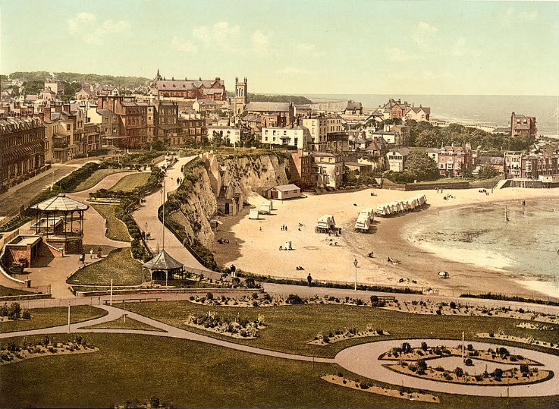 Vintage Broadstairs Photo