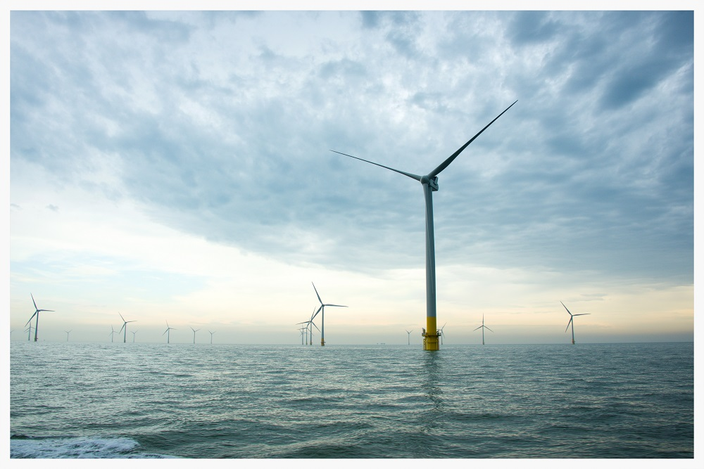 Thanet Offshore Wind Farm Turbine 01