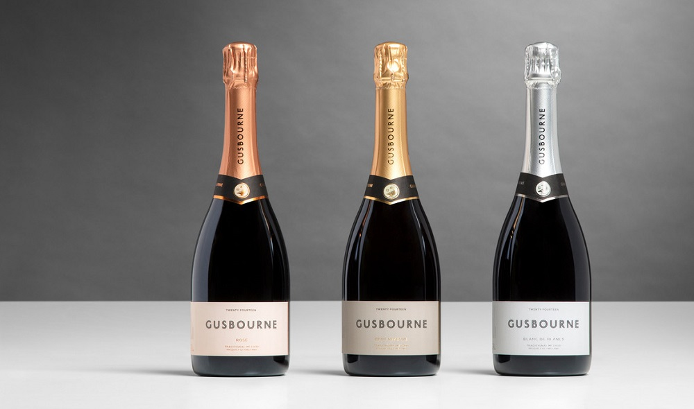 3 Bottles Gusbourne Wines