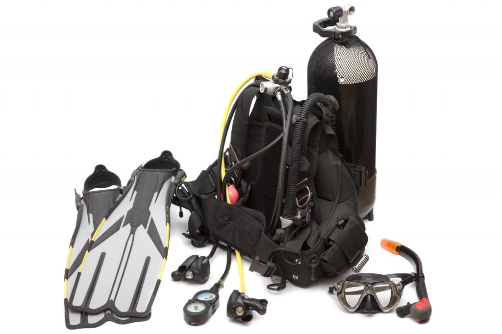 Scuba Diving Gear Equipment