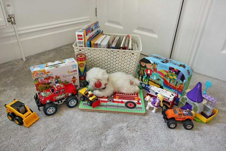 Selection of Kids Toys - Margate Airbnb